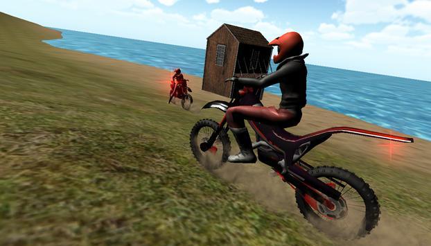 Motocross Beach Fun screenshot 7