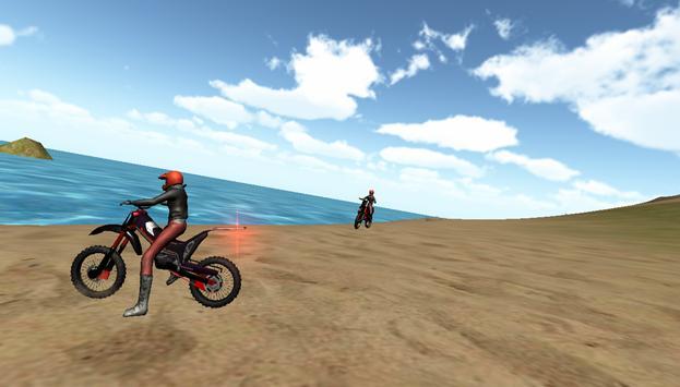 Motocross Beach Fun screenshot 9