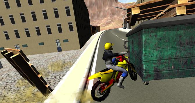 Motocross Rage Driver apk screenshot
