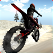 Winter Motocross Fun icon