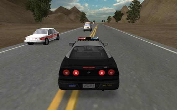 Police Highway Driver screenshot 1