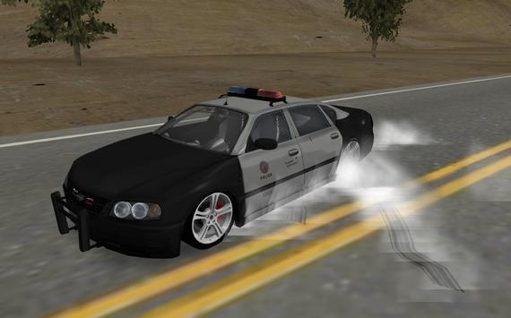 Police Highway Driver screenshot 2