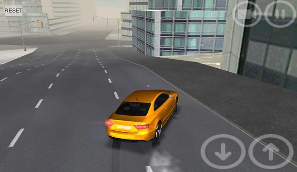 Real City Car Racing screenshot 2