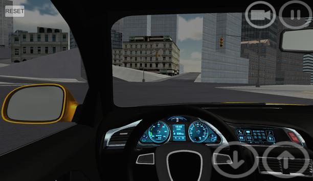 Real City Car Racing screenshot 4