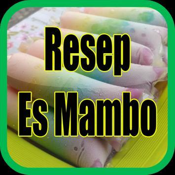 Resep Es Mambo poster