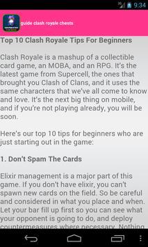 Ultimate cheats clash royale screenshot 9