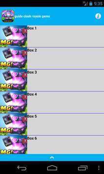 Ultimate cheats clash royale screenshot 1