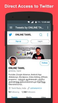 Online Tamil screenshot 5