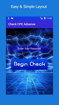Ads CPC Keyword poster