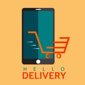 Hello Delivery icon