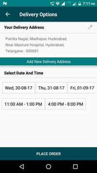 Hello Delivery screenshot 6