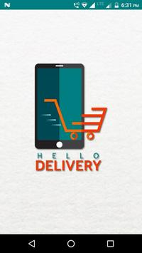 Hello Delivery poster