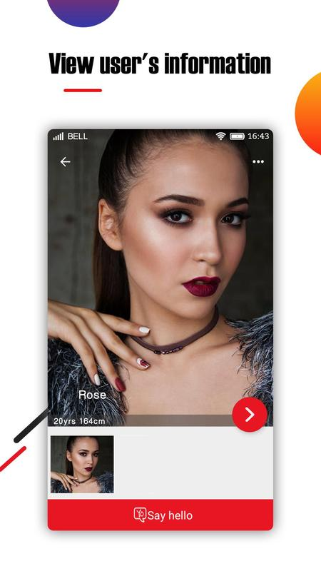 Hot dating app