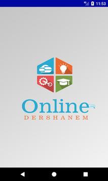 OnlineDershanem.com poster