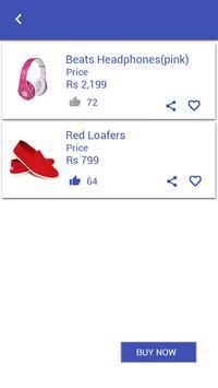 BuyMe screenshot 2