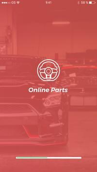Online Parts for buyer poster