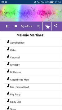 Melanie Martinez Song apk screenshot