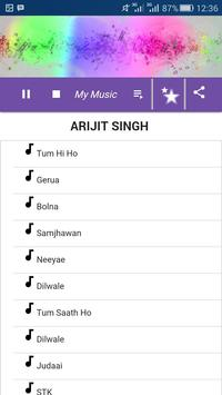 Arijit Singh Songs screenshot 2