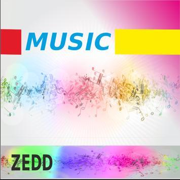 Zedd Song poster
