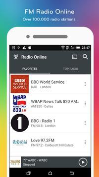 FM Radio Online poster