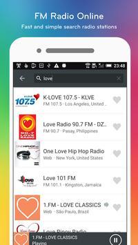 FM Radio Online apk screenshot
