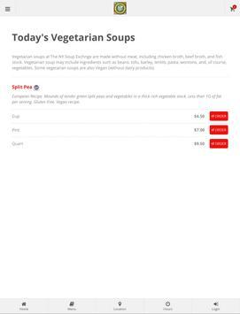 NY Soup Exchange screenshot 4