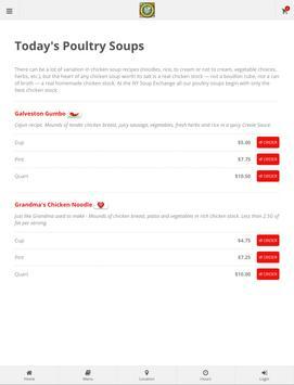 NY Soup Exchange screenshot 5