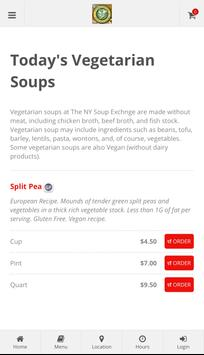 NY Soup Exchange screenshot 1