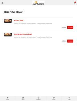 Barbacoa Mexican Grill screenshot 8