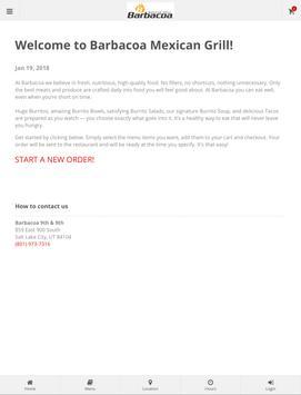 Barbacoa Mexican Grill screenshot 3