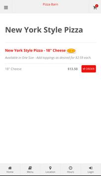 Pizza Barn Elkland screenshot 2