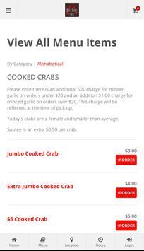Bob's House of Crabs screenshot 1