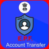 EPF Account Transfer icon