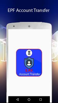 EPF Account Transfer poster