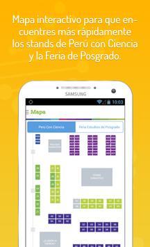 CONCYTEC Perú con Ciencia apk screenshot