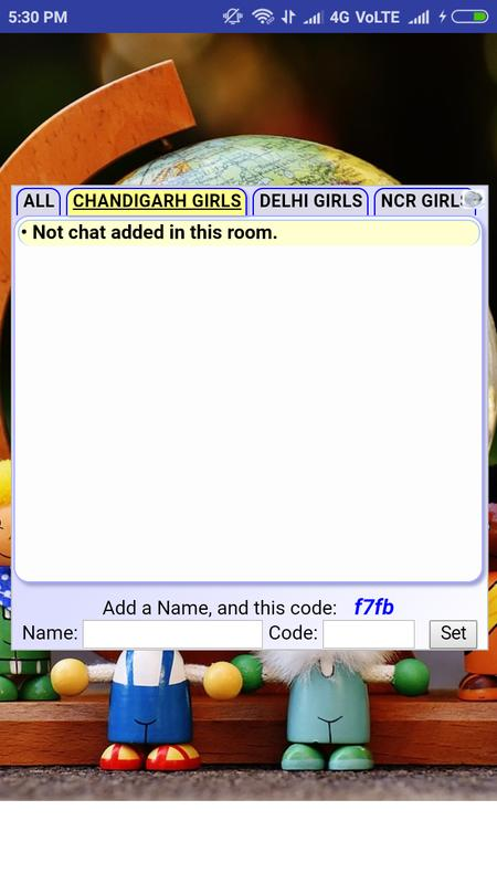 delhi online chat