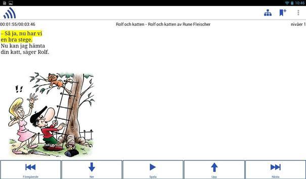 ILT Inläsningstjänst apk screenshot
