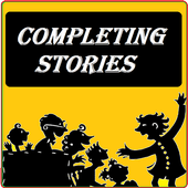 Completing Story icon