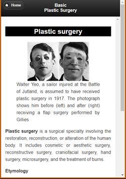 Basic Plastic Surgery screenshot 1