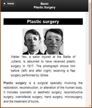 Basic Plastic Surgery screenshot 9