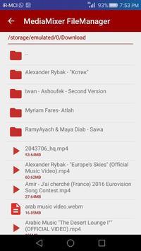 Media Mixer Pro apk screenshot