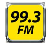 99.3 Radio Station Apps Online Free Radio FM icon