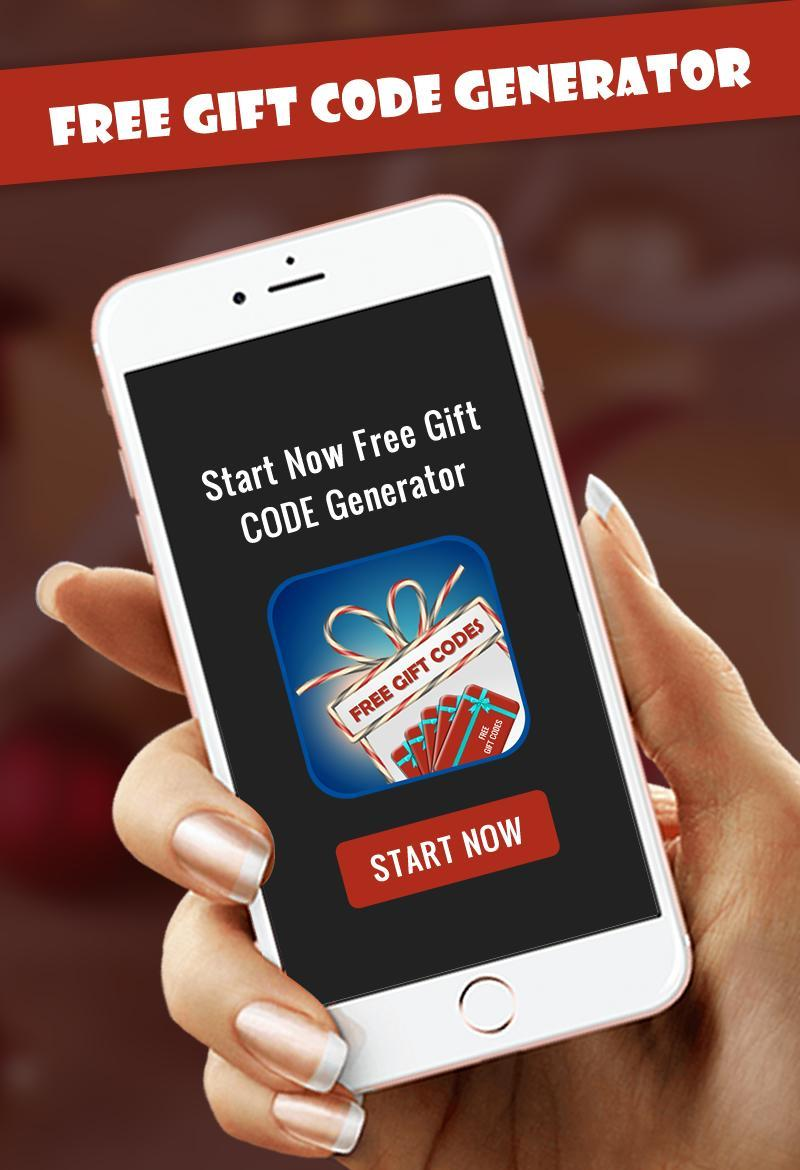 Free Gift Codes for Android - APK Download