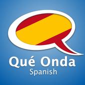 Learn Spanish - Qué Onda icon