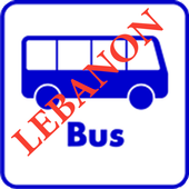 Lebanon buses icon