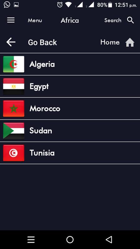 arabic tv live free download