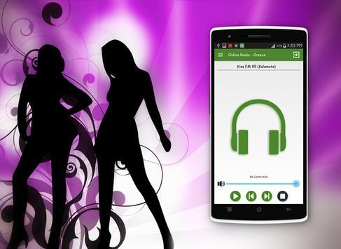 Online Radio - Greece apk screenshot