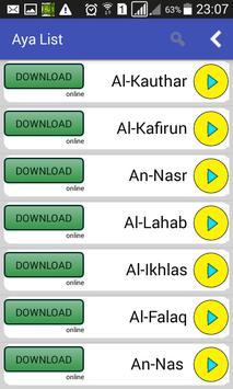 Listen to Quran screenshot 4