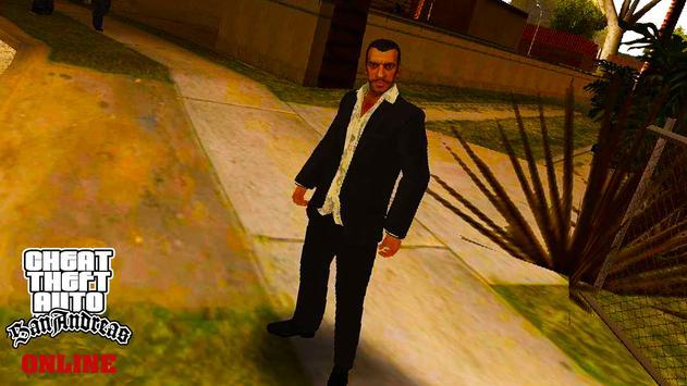 Online Key for GTA San Andreas apk screenshot