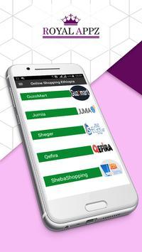 Online Shopping Ethiopia poster